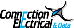 Connection Electrical & Data logo