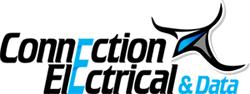 Connection Electrical & Data logo