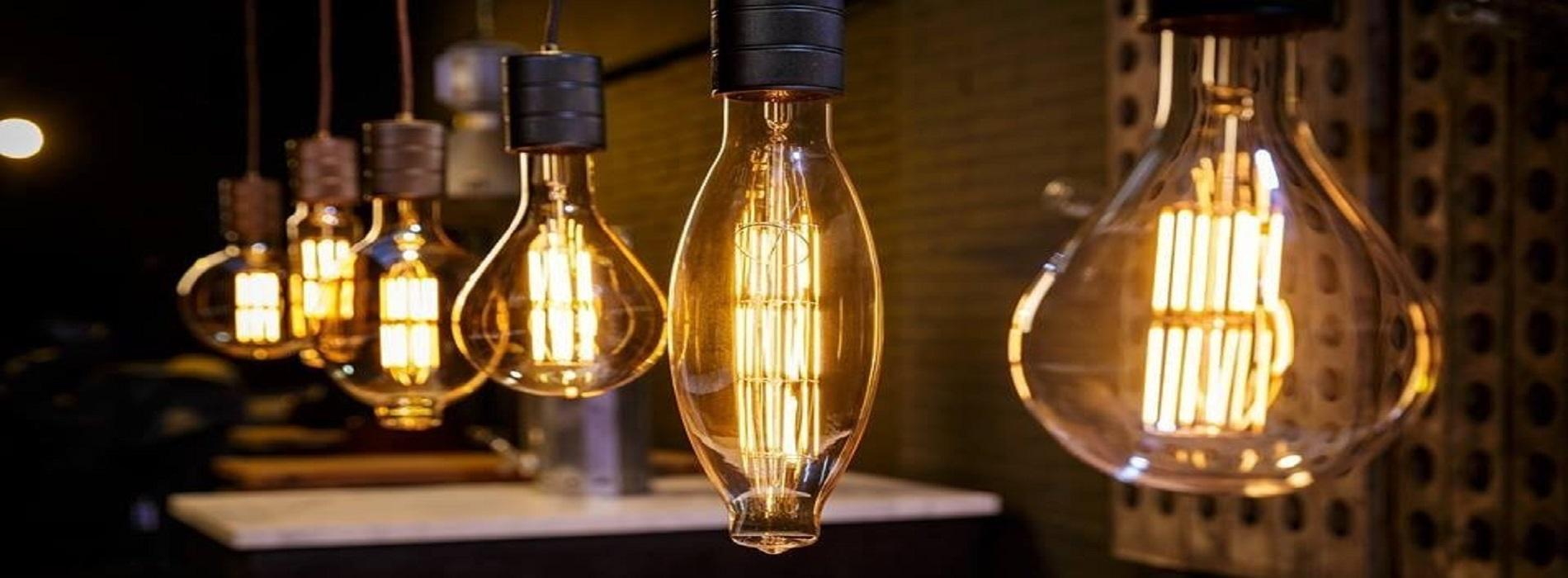 Led Lamp Xxl Sfeerfoto Stat Blok