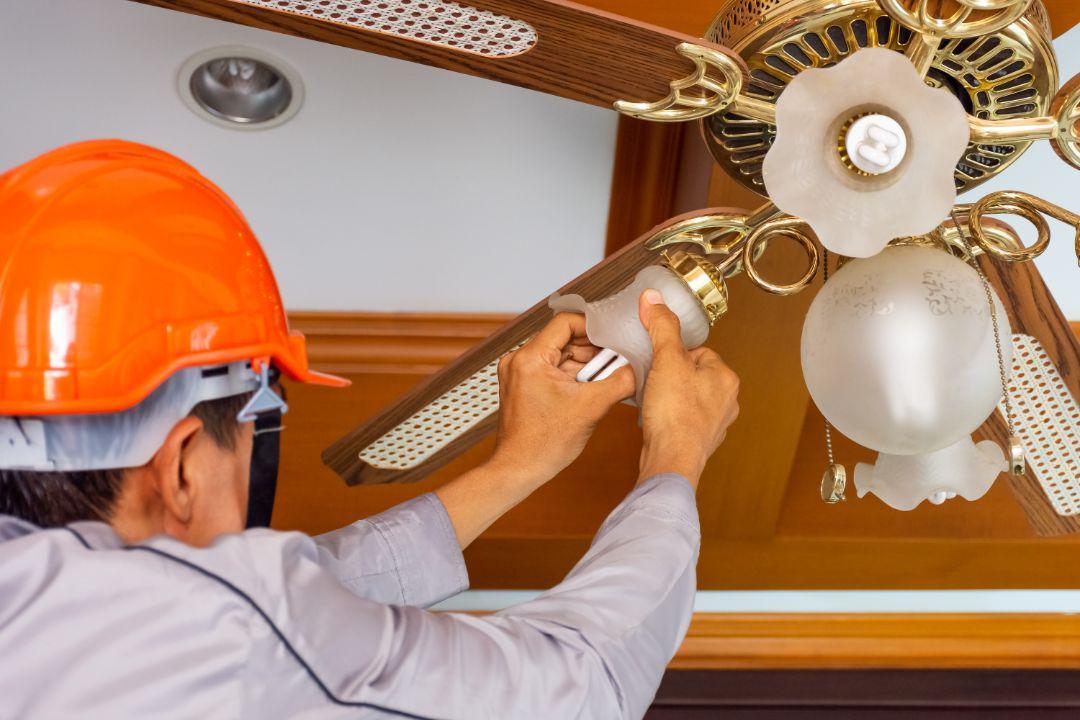 Ceiling Fan Installation Gold Coast