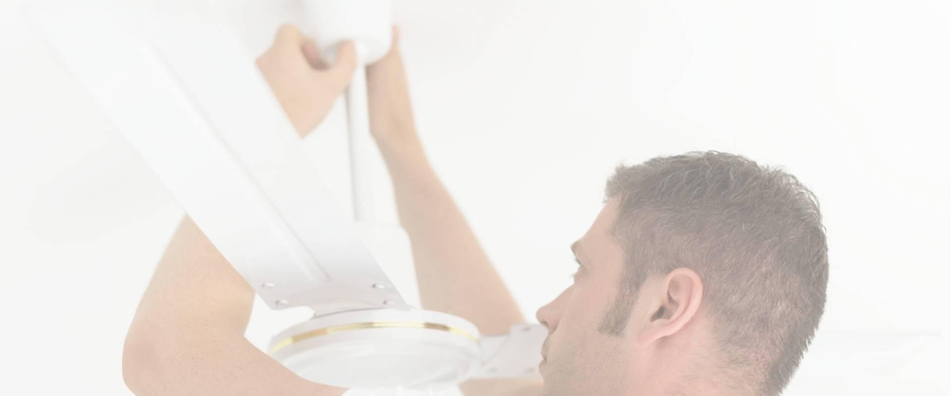Ceiling Fan Installation Gold Coast Header
