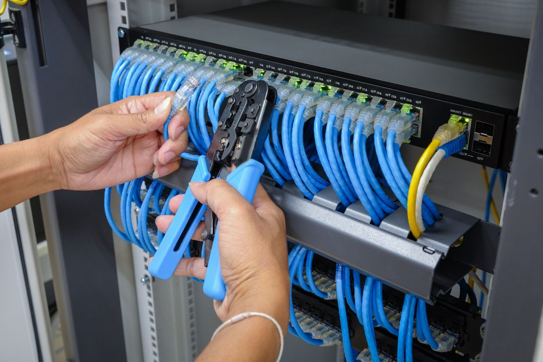 Data Cabling Gold Coast