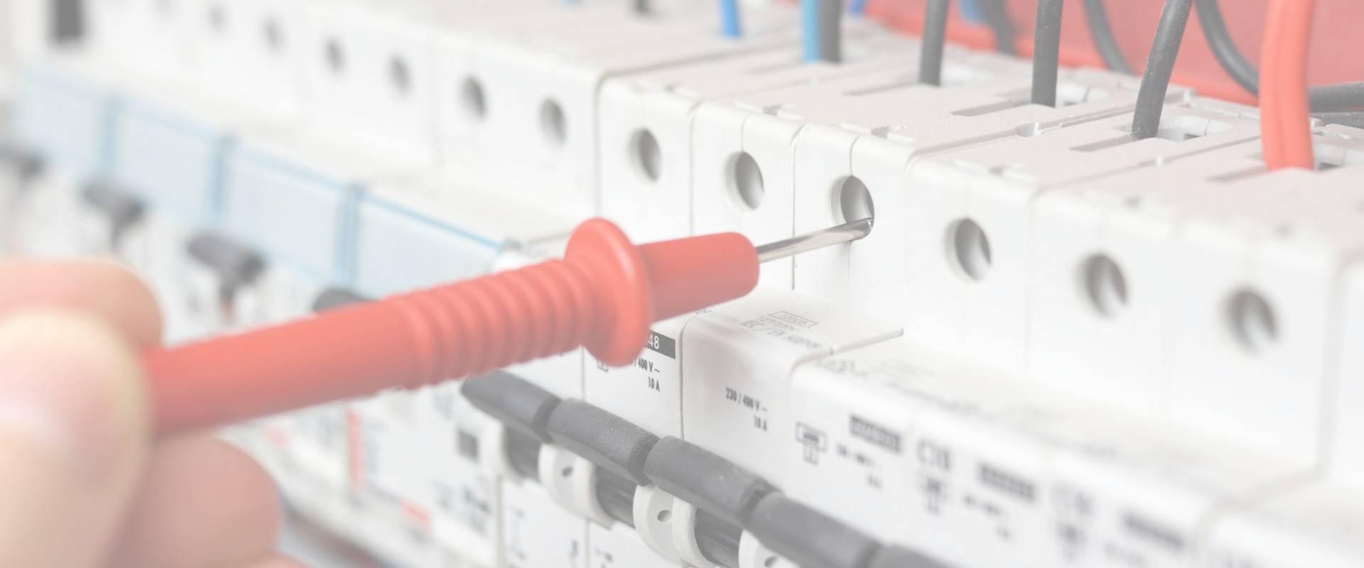Electrician Merrimac Header