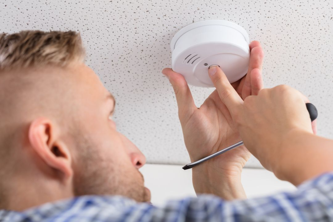 Smoke Alarms Installation Gold Coast